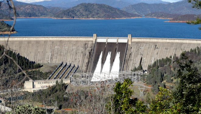 Congress has included $20 million in the proposed 2019 budget for design and pre-construction work on raising the height of Shasta Dam.