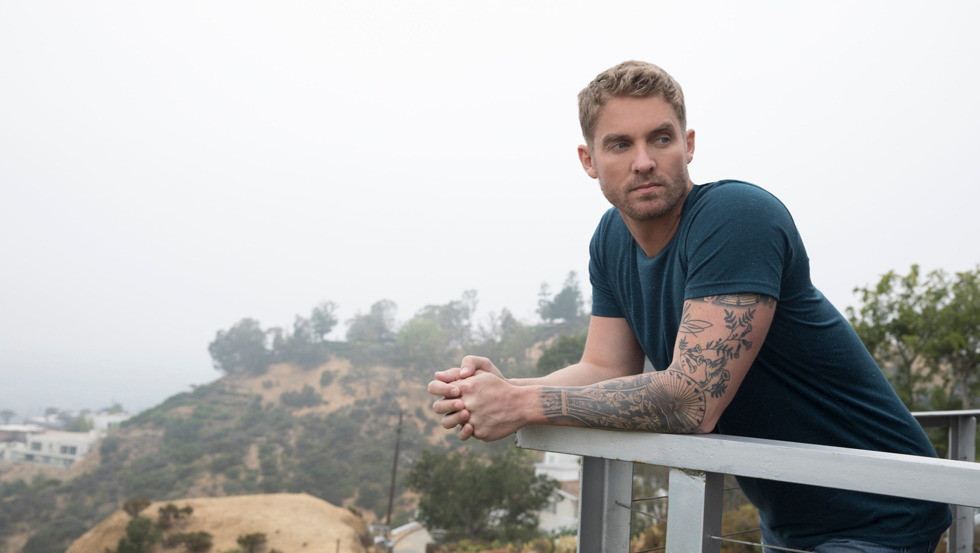 Brett Young Debuts New Song Mercy