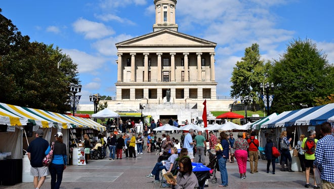 The Southern Festival of Books is a full weekend of author talks, panels, and readings, plus live music, used book sales,  and children's activities