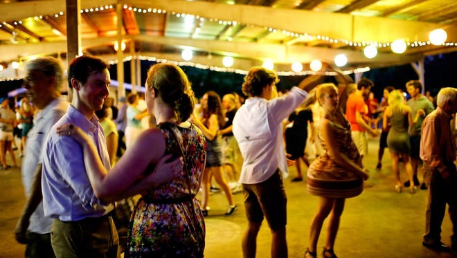 JUNE 23 BIG BAND DANCE: 7 p.m. Centennial Park, free, www.nashville.gov/Parks