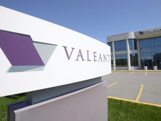 AP VALEANT PHARMA SPROUT PURCHASE F A CAN