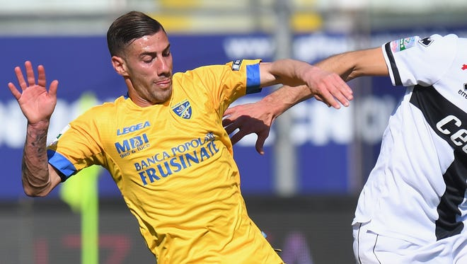 Nicola Citro of Frosinone