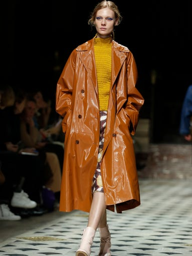 Paris Fashion Week continued Friday with the Christian