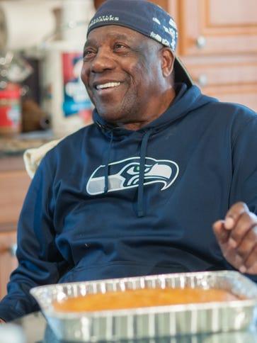 Leron Lynch, grandfather of Seattle Seahawks running
