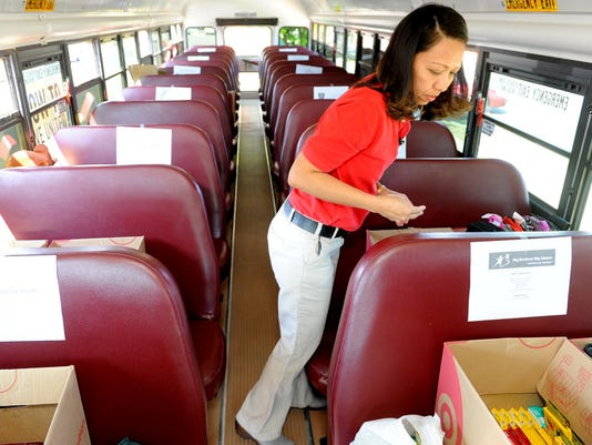 Stuff the Bus