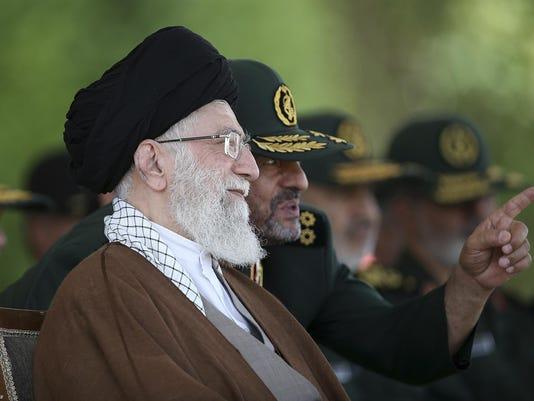 Ali Khamenei, Mohammad Ali Jafari