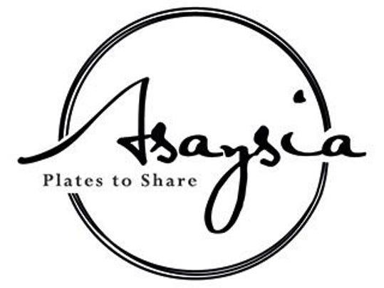 Asaysia Plates to Share LOGO