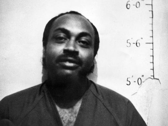 """William """"Ricky"""" Virgil, was 35 years old when he was convicted in the April 1987 death of Retha Welch in her Newport apartment. As he was led from Campbell County Circuit Judge Leonard Kopowski's courtroom, Virgil maintained his innocence and said he knew all along he wasn't going to get a fair trial in Kentucky. Twenty-eight years later, DNA testing led to his conviction being overturned."""