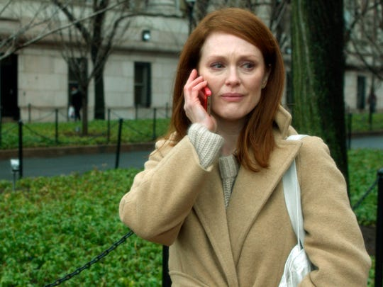 Julianne Moore got a nomination for her role  in 'Still