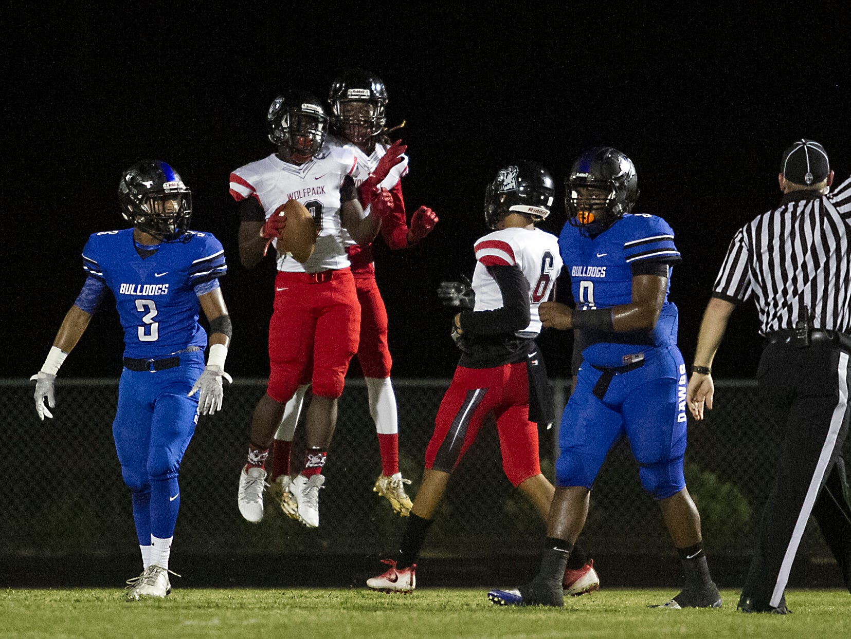 South Fort Myers remains No. 1 in the Fab 5. The Wolfpack face Riverdale in their District 7A-12 opener Friday.