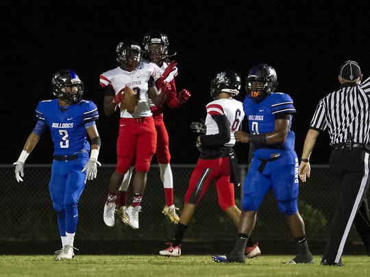 South Fort Myers remains No. 1 in the Fab 5. The Wolfpack