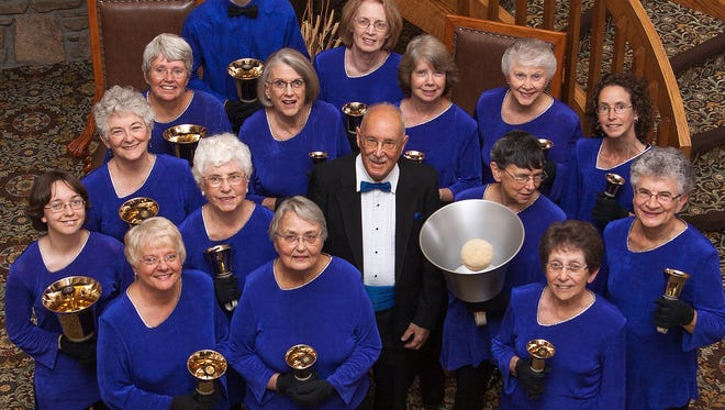 The Blue Ridge Ringers will be playing a series of Christmas concerts beginning in November.