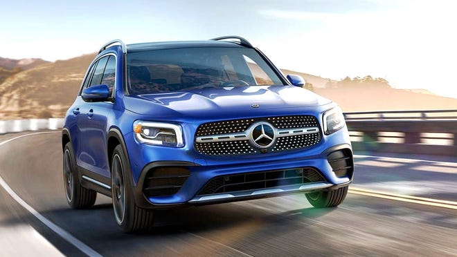 2021 Mercedes-Benz GLB250 4MATIC