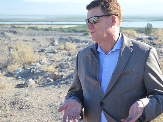 Controlled Thermal Resources CEO Rod Colwell discusses
