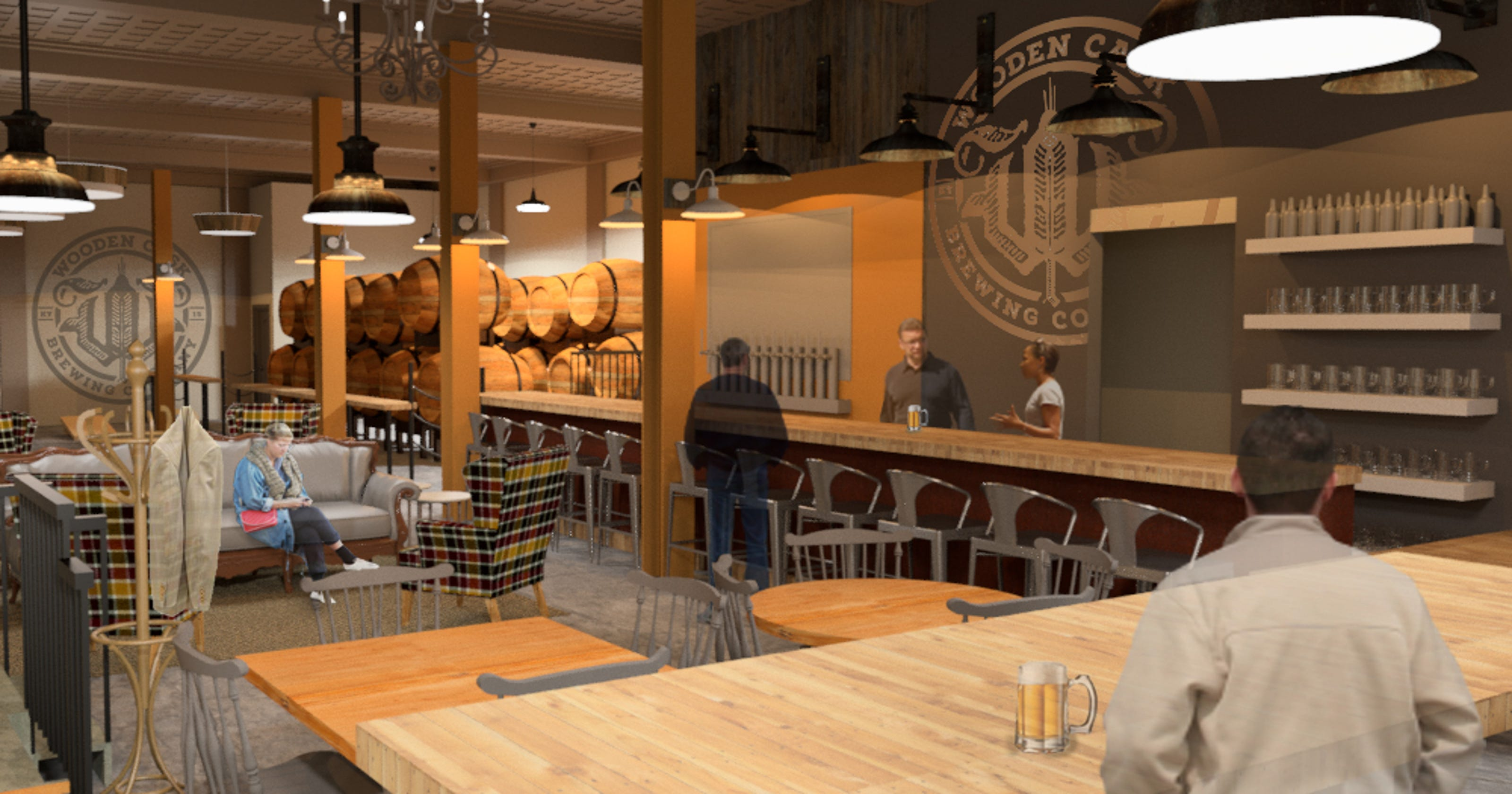 Wooden Cask Brewing Coming To Newport