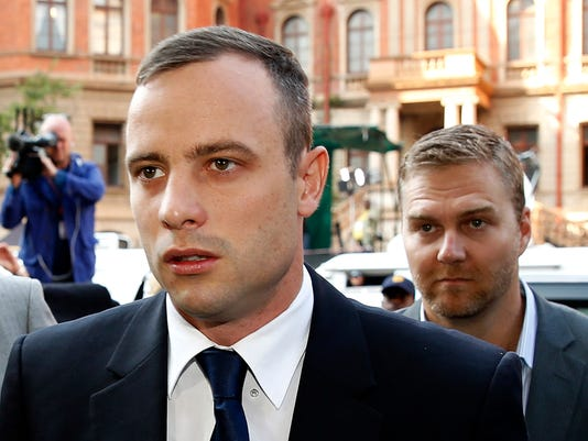 Embattled Pistorius wraps up murder trial testimony