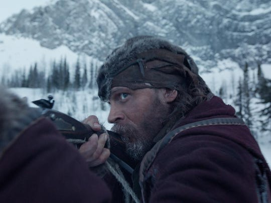 "Tom Hardy is seen in ""The Revenant,"" directed by Alejandro Gonzalez Inarritu."