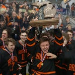 Dynasty? Brighton may be after repeating as state hockey champ