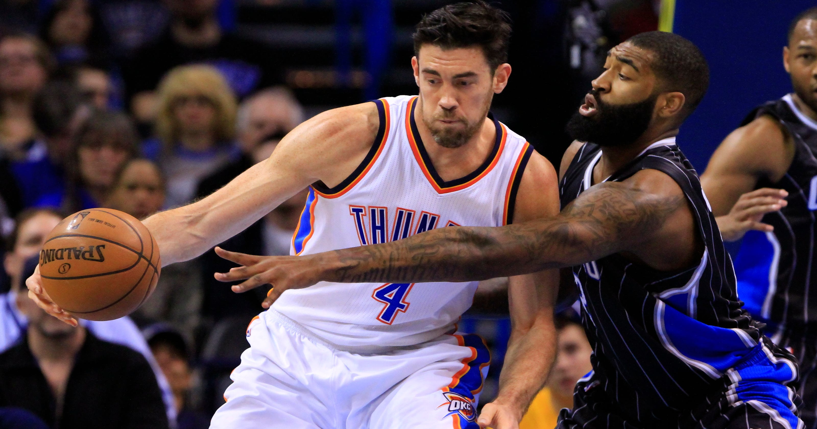 2422a2bf6da Nick Collison of Oklahoma City Thunder retires from NBA