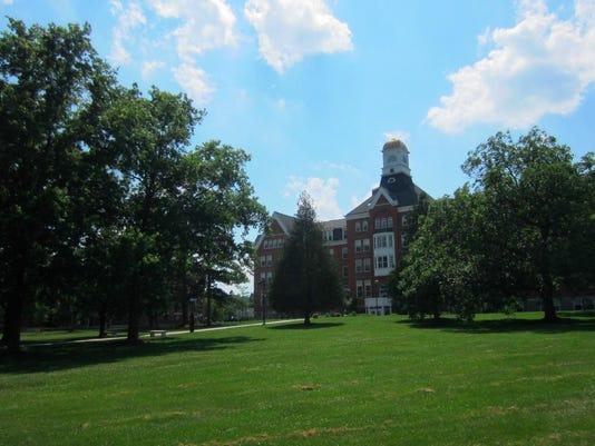 Ball Hall Keuka College