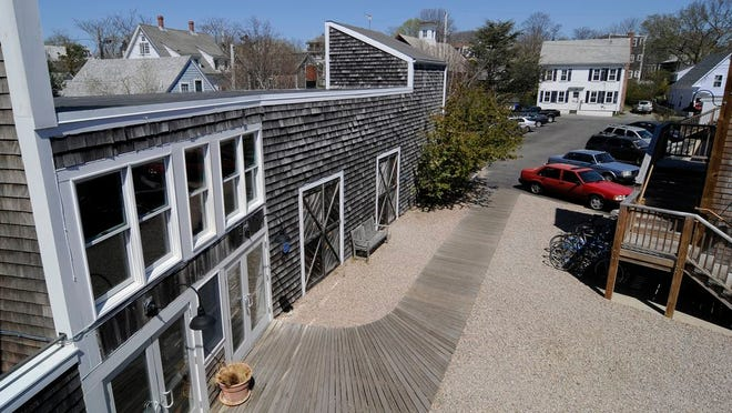 Fine Arts Work Center in Provincetown in 2012. Merrily Cassidy/Cape Cod Times file