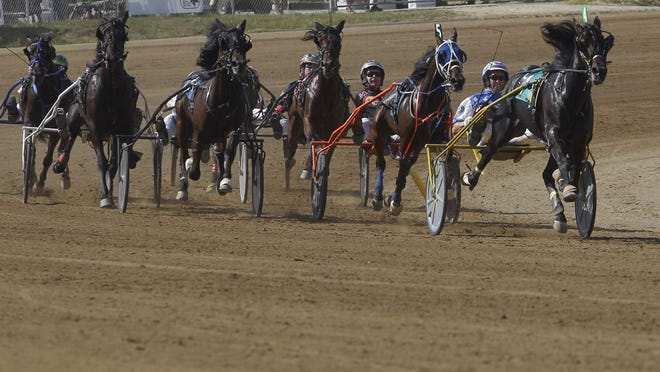 At a special meeting held Aug. 31, the Delaware County Fair board considered a plan to allow 1,500 spectators to view this year's harness racing, including the Little Brown Jug scheduled for Sept. 24.