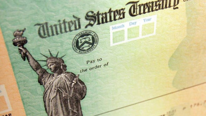 The direct deposit payments may take several days to post to individual accounts. Some Americans may have seen the direct deposit payments as pending or as provisional payments in their accounts before the scheduled payment date of Jan. 4, 2021, which is the official date funds are available.  Getty Images