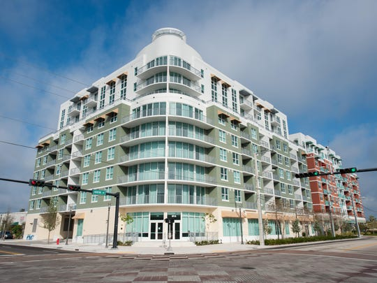 Wisdom Village Crossing, a 105-unit mid-rise project of Turnstone Development Corporation in Fort Lauderdale, was certified as a Florida Green after it successfully met the sustainability standards established in the FGBC High-Rise Residential certification program.