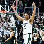 Michigan State's Miles Bridges wins second Big Ten basketball Player of the Week award