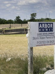 Arbor Homes wants to finish Briarstone.