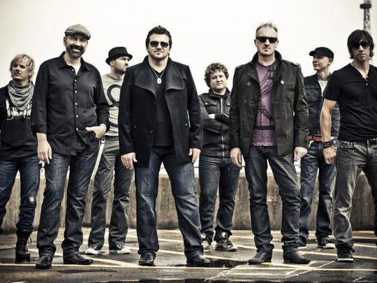 NewSong will perform at Winter Jam Feb. 12 at Bon Secours Wellness Arena.