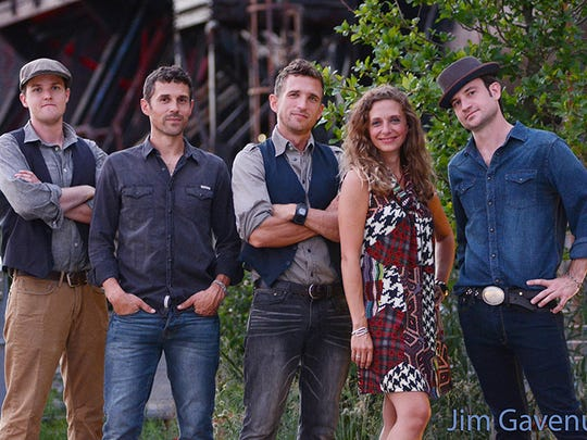 Catch Scythian at the free Levitt AMP Sheboygan Music Series at 6 p.m. on Thursday, June 30, at the John Michael Kohler Arts Center on the Festival Green.