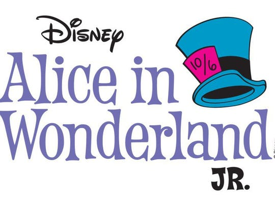 The Wichita Theatre continues their season with Disney's Alice in Wonderland Jr.
