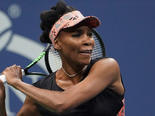 Venus Williams, other driver cleared in fatal crash