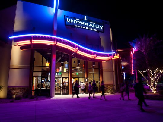 UPTOWN ALLEY: Uptown Alley is the place to go when