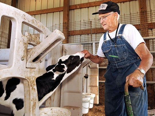 Don Seibel stays busy on his family's Chippewa County farm.