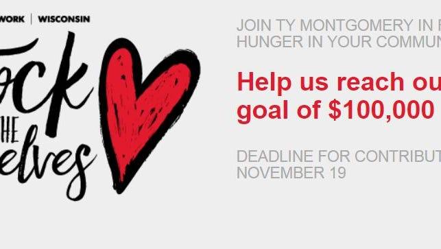 Stock the Shelves helps fight hunger in Sheboygan.