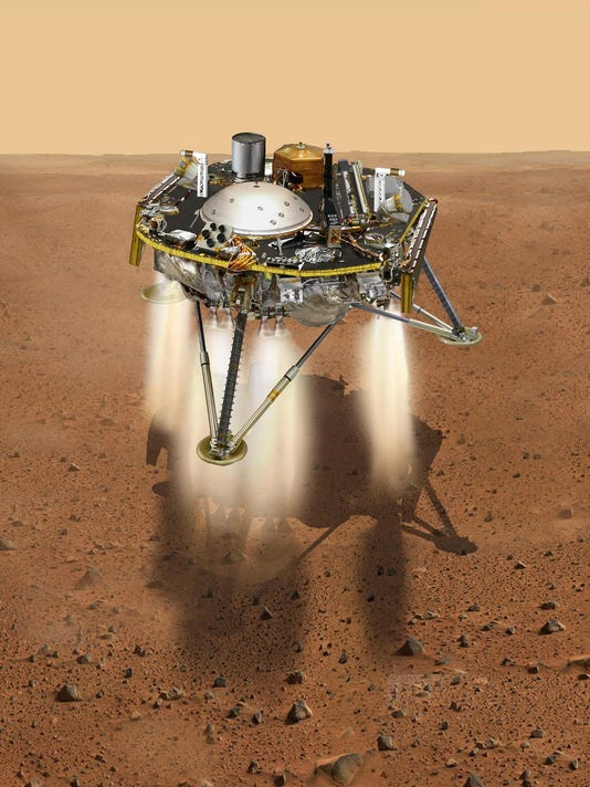 US-SPACE-MARS-INSIGHT