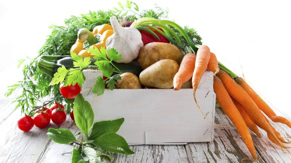 CSAs offer shares so consumers can pick up (or, sometimes, have delivered) fresh produce and other items near their homes during the growing season. They have picked up in popularity in the region in recent years.