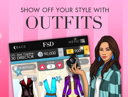 Fashion Star Designer - b