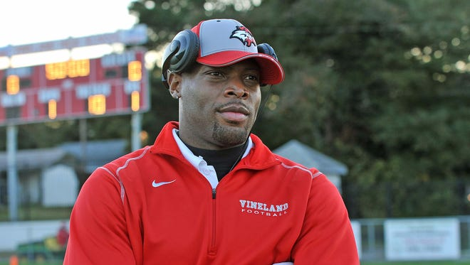 Clifton Smith was named the new boys' lacrosse coach at Vineland High School