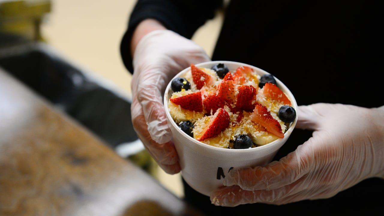 The latest business to open shop in Salisbury is Pablo's Bowls, whose menu offers fresh smoothies, juices and acai bowls.