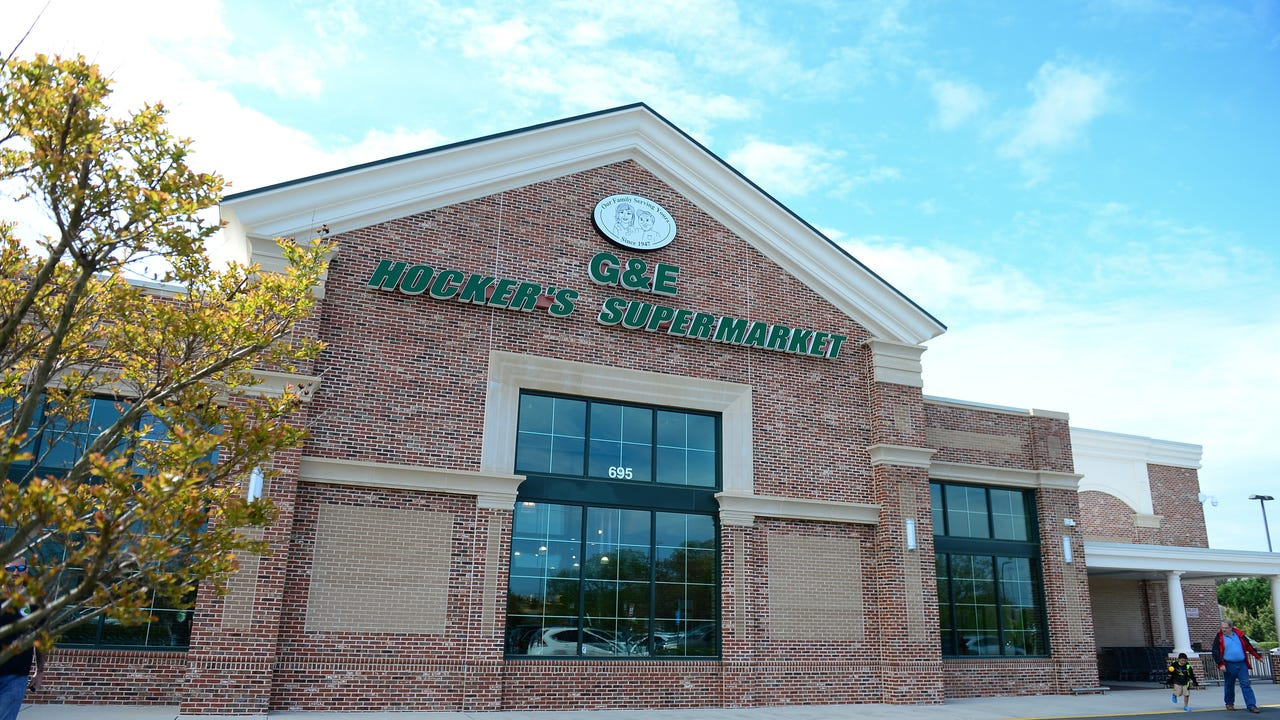 The Hockers' grocery and hardware enterprise continues to expand despite stiff competition from major chains.