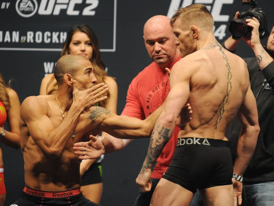 Conor McGregor vs  Jose Aldo at UFC 194: Fight time, PPV