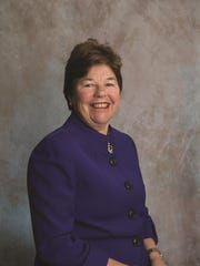 Union County College's Board Member Mary M. Zimmermann