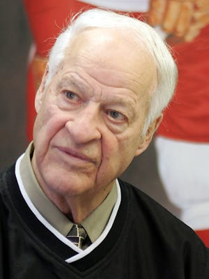 Detroit Red Wings great Gordie Howe, in 2008.