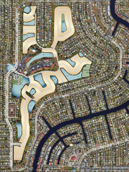 An artist's rendering of The Palms of Cape Coral by