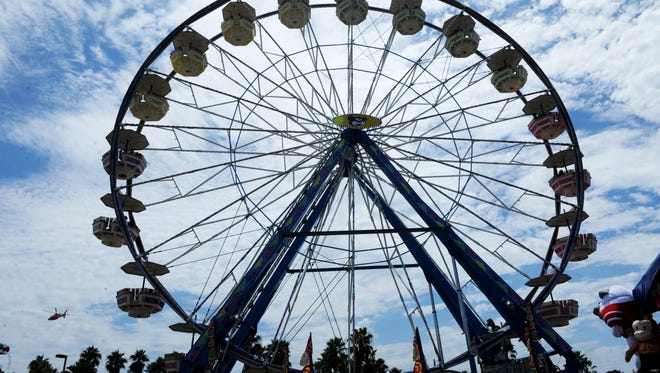 The Ventura County Fair starts Aug. 1.