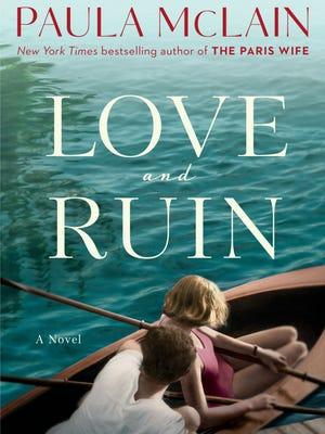 'Love and Ruin' by Paula McLain
