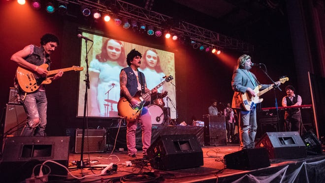 Convention Hell will feature local bands playing cover acts.